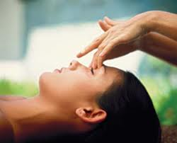 Lymphatic Drainage for face