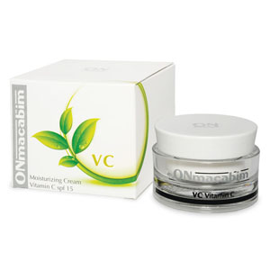 VC - MOISTURIZING CREAM VITAMIN C SPF 15