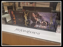YSL Incase Display