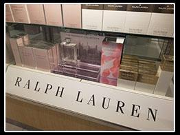 Ralph Lauren Romance Incase Display
