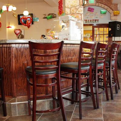 El Oaxaqueno Restaurant Inside