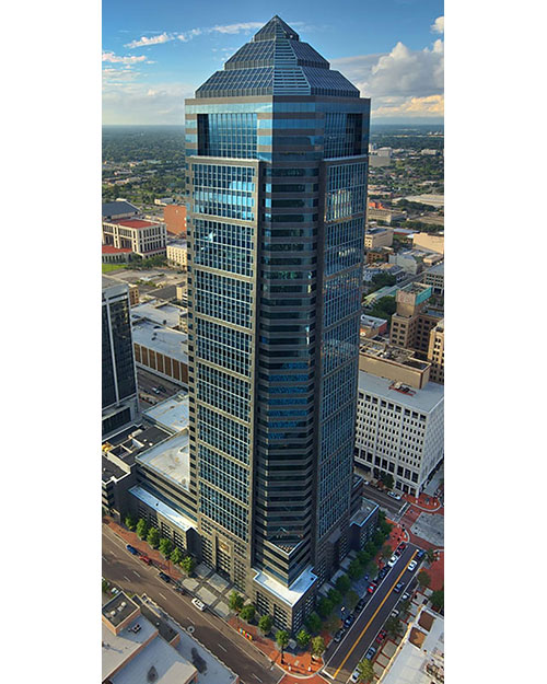 Bank of America Tower, Jacksonville, FL