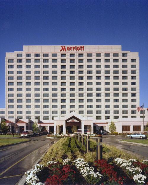Memphis Marriott, Memphis, TN