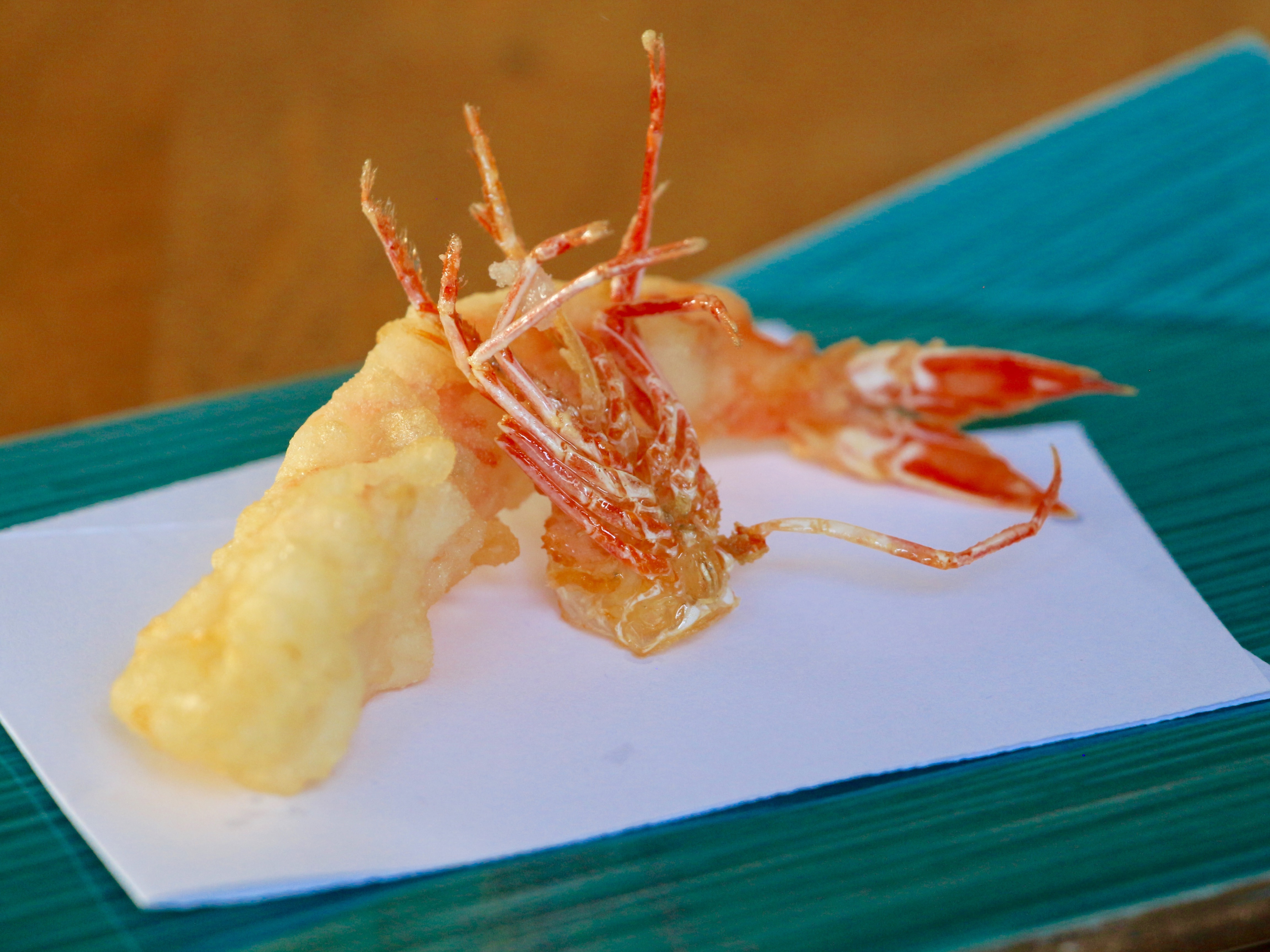 Chua tempura