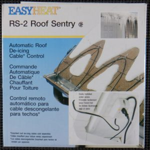 EasyHeat RS-2 Roof Sentry Automatic Roof De-Icing Cable Control