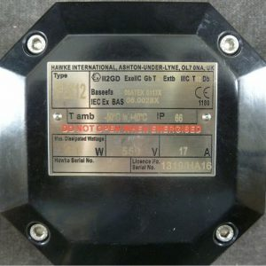 Hawke PL612-003 Junction box 4.1W 550V 17A New