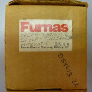 Furnas 75D54613S, D54613-22 24V DC Replacement Coil NEW