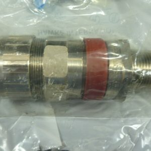 Hawke H711EXBCNC9DUAH 711 Size C 1″ NPT Hazardous Tray Cable Sealing Fitting New