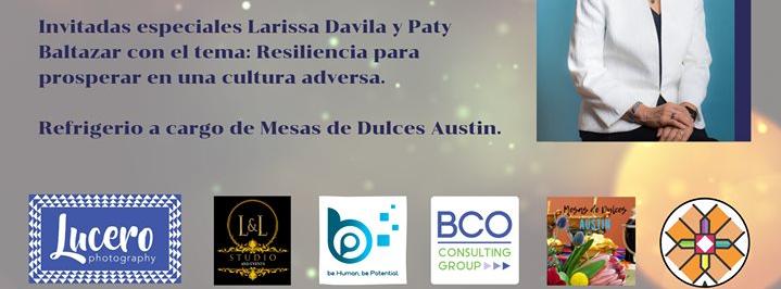 Presentación en el Foro de Enlaces USA con el tema Resiliencia para Triunfar en una Cultura Adversa el 24 de julio del 2019.