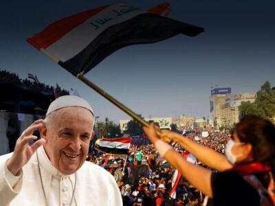 Visita papa Francisco Irak