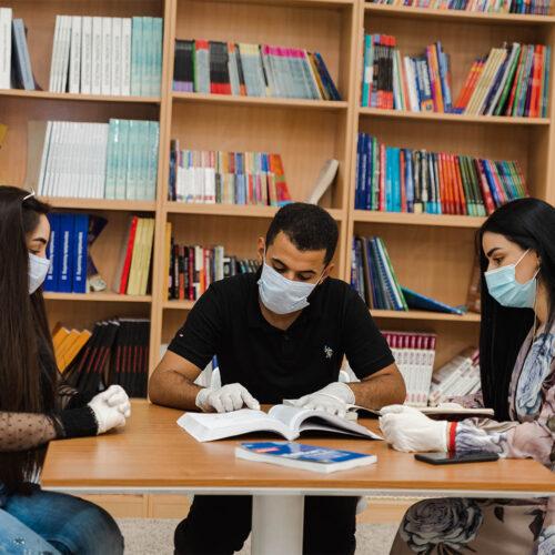 IRAQ / ARBIL-CLD 20/00062 4-year scholarship program for students studying at Catholic University in Erbil (CUE), 2021-25.