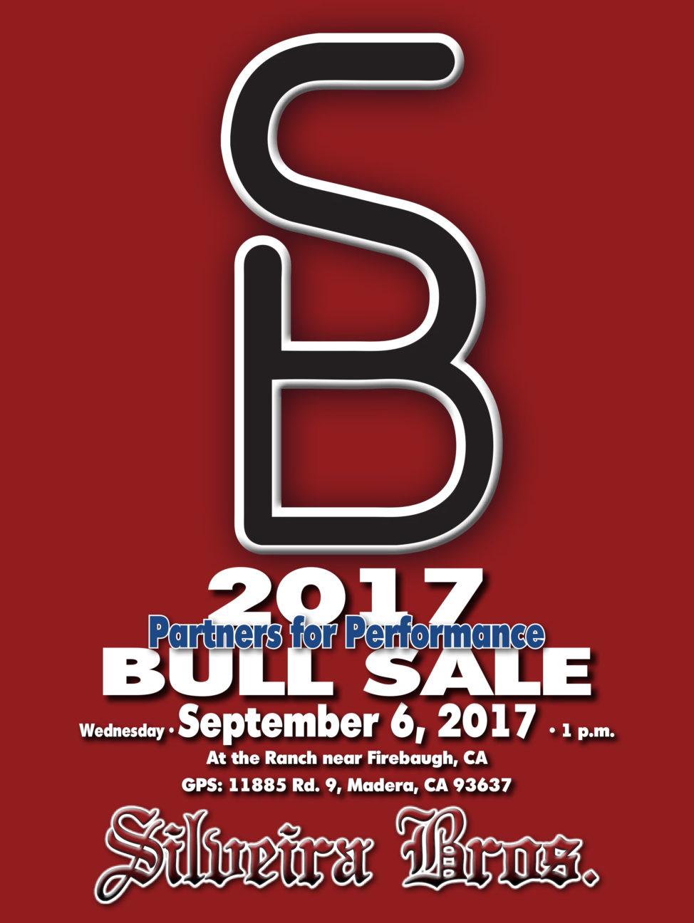 Silveiras 17 Bull Sale Catalog
