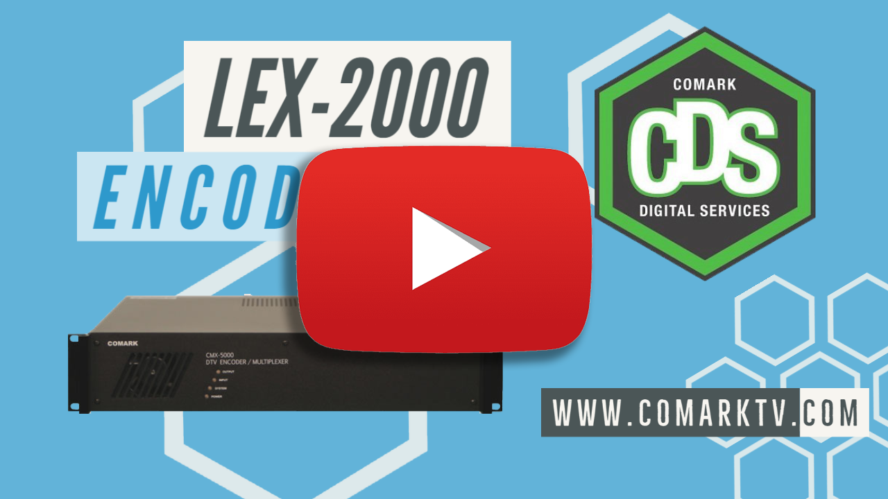 LEX-2000 Encoder Demo on YouTube!