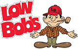 Low Bob's Discount Tobacco Logo