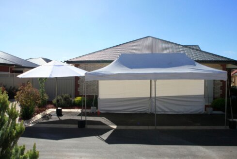 3m x 6m Marquee-509