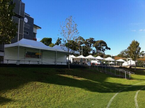 3m x 6m Marquee-510