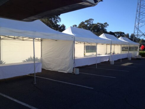 3m x 6m Marquee-511