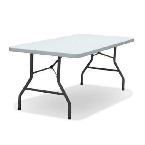 6' Trestle Table-0