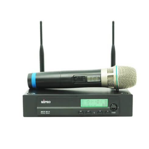 Wireless Microphone hire