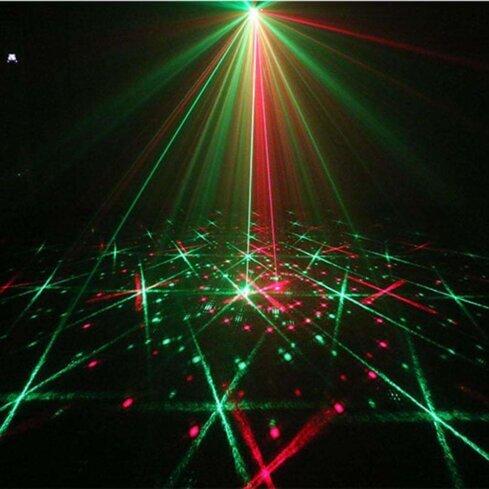 Laser light hire