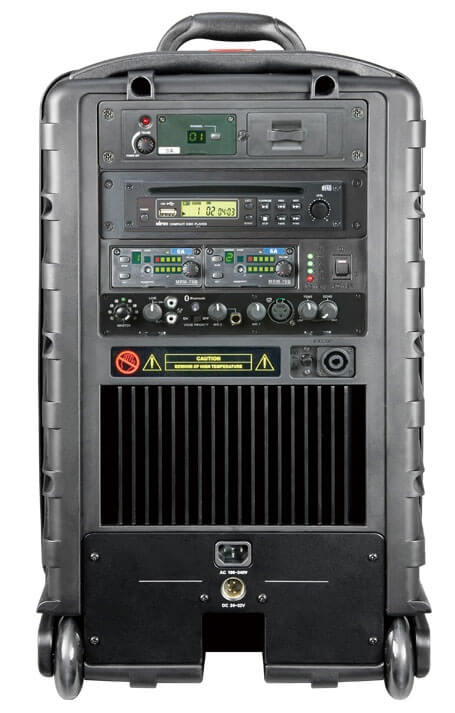 Mipro 808 Portable PA System-605