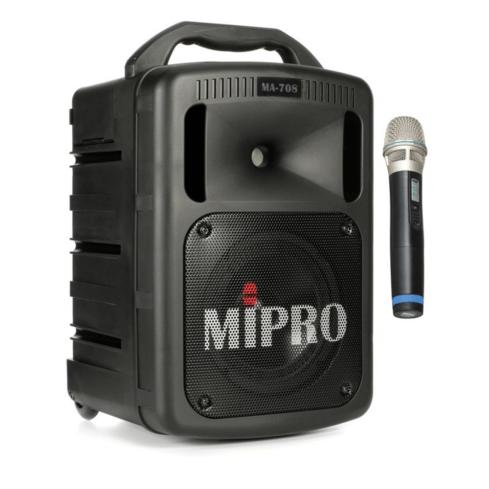 Mipro MA708 PA hire