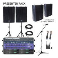 Presenter pack PRO-0