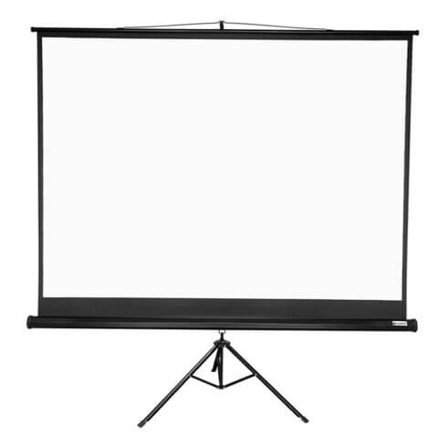 Tripod Screen 6' x 6' -0