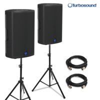 Turbosound Milan M12 Powered speakers (pair)-0
