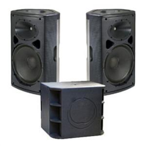 Turbosound Speaker hire Adelaide