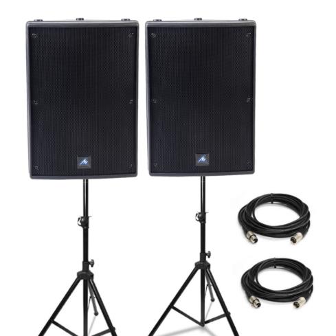 XRS12 Speakers (pair)-0