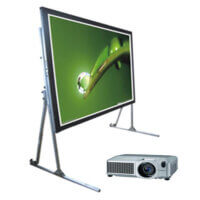 Projector and screen hire Adelaide