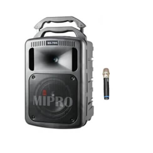 Mipro PA hire