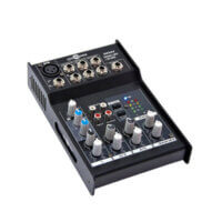 Mini Mixer hire
