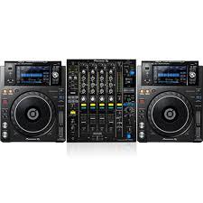 XDJ1000 & Mixer hire
