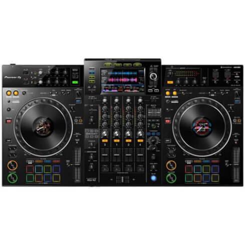 XDJ XZ DJ controller hire