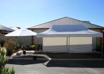 6m x 3m Marquee hire