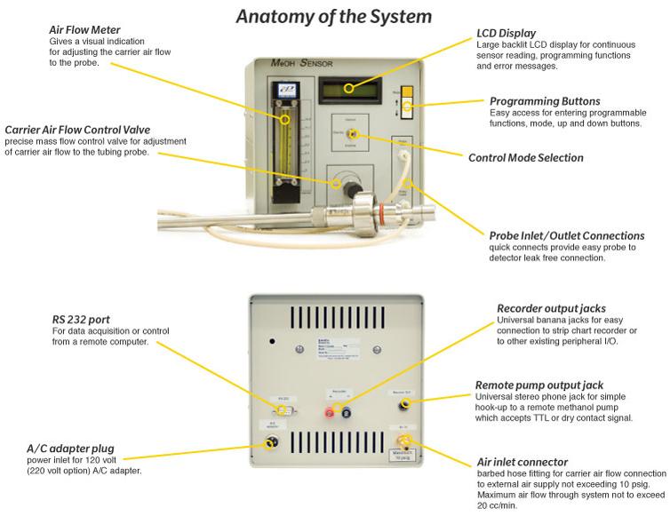 Raven Biotech's Methanol Sensor