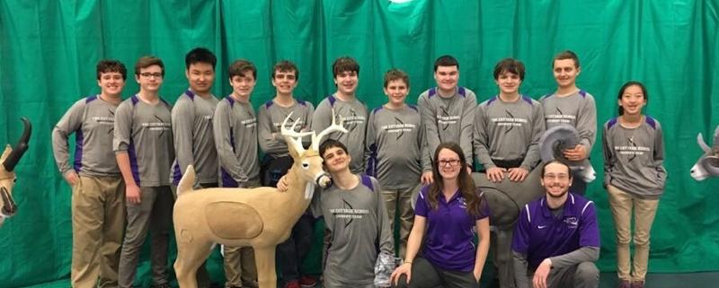 Archery State Tournament
