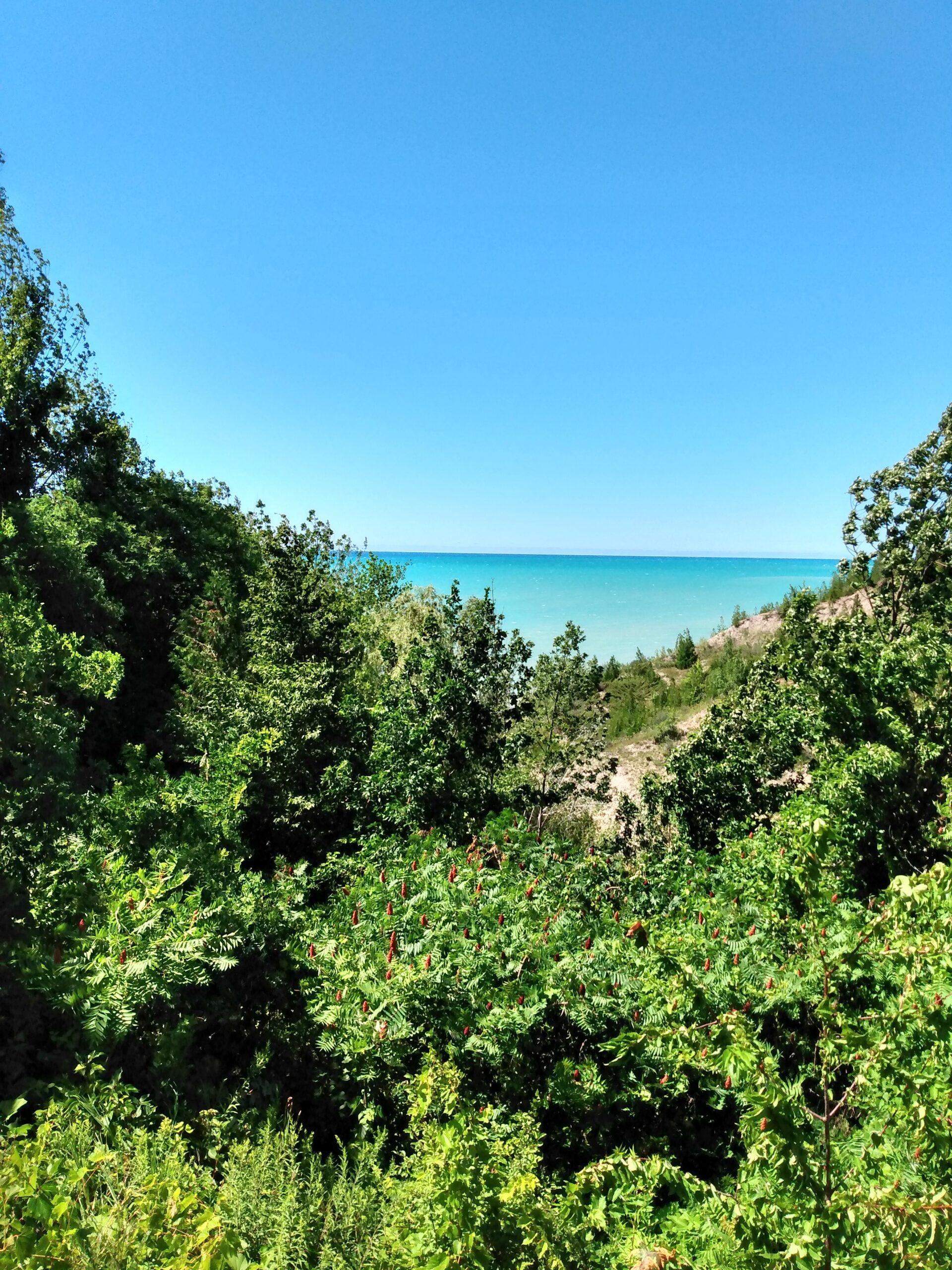 Lake Huron Goderich Ontario