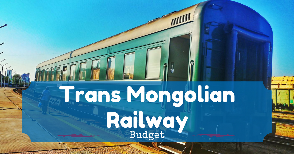 Trans mongolian siberian budget