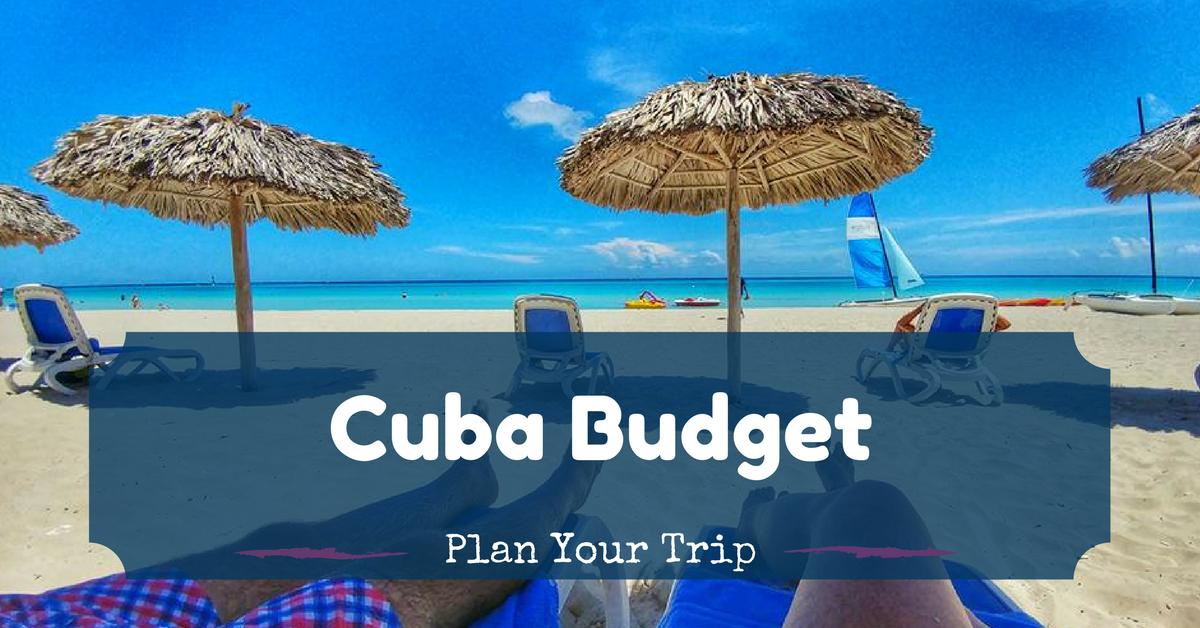 Cuba Havana budget price cost budget