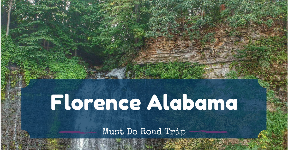 Florence Alabama road trip from Atlanta