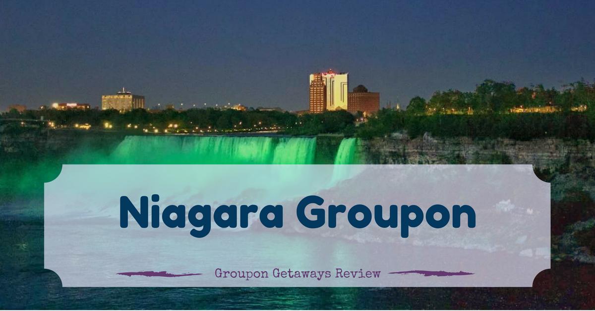 groupon getaway review niagara falls hotel cheap