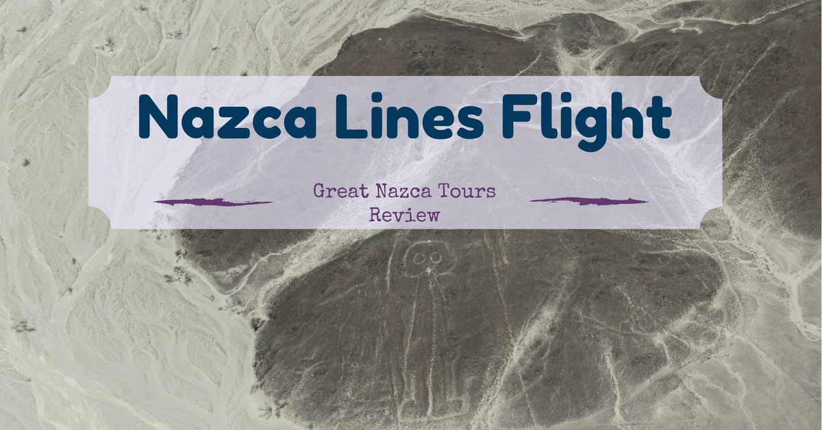 nazca flight tour review