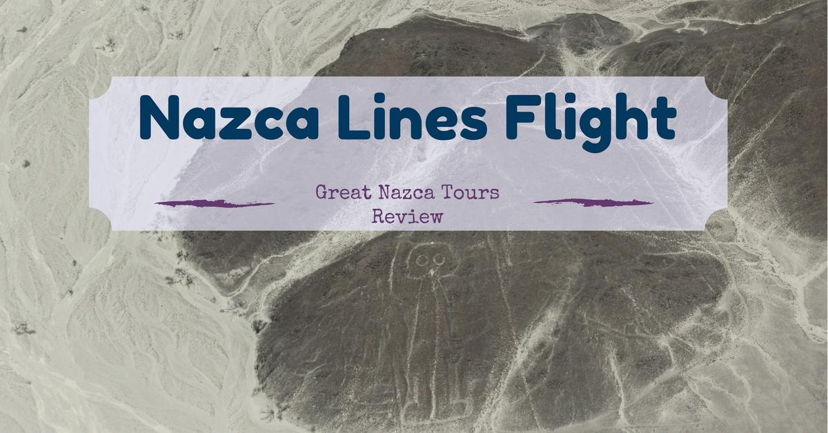 nazca flight tour review