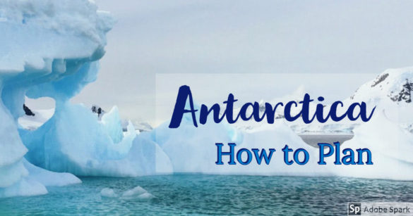 Getting to Antarctica