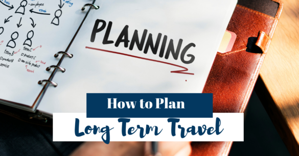 extended vacation planning