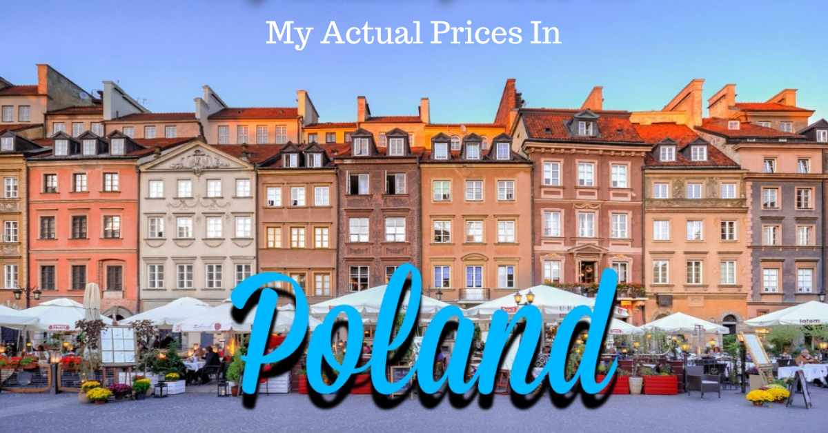 is poland expensive