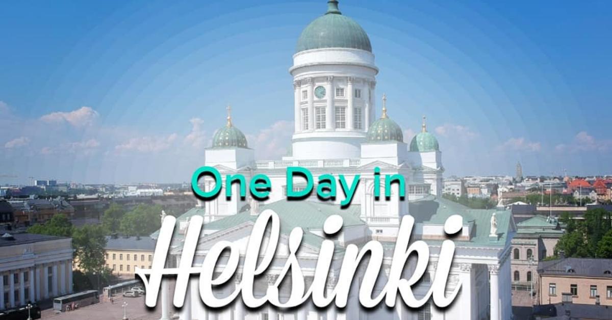 helsinki in a day